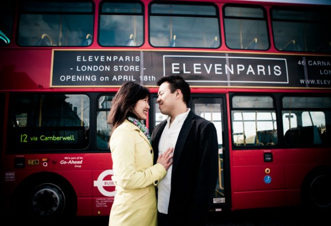 engagement shoot london