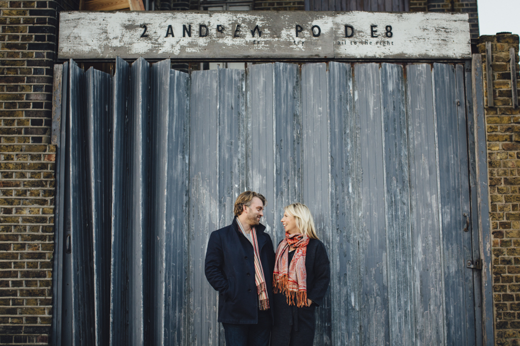 hackney couple shoot east london